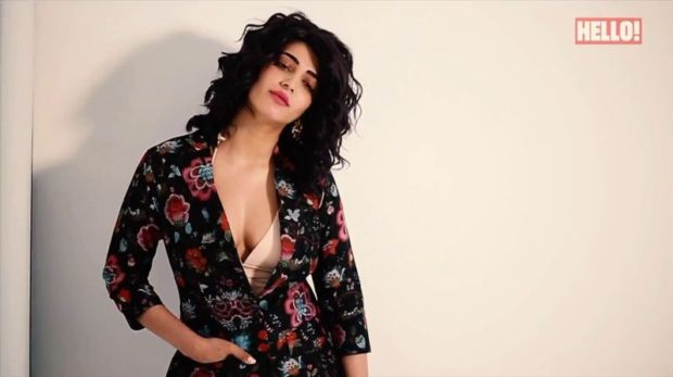 Shruti Haasan For Hello Magazine March 2018