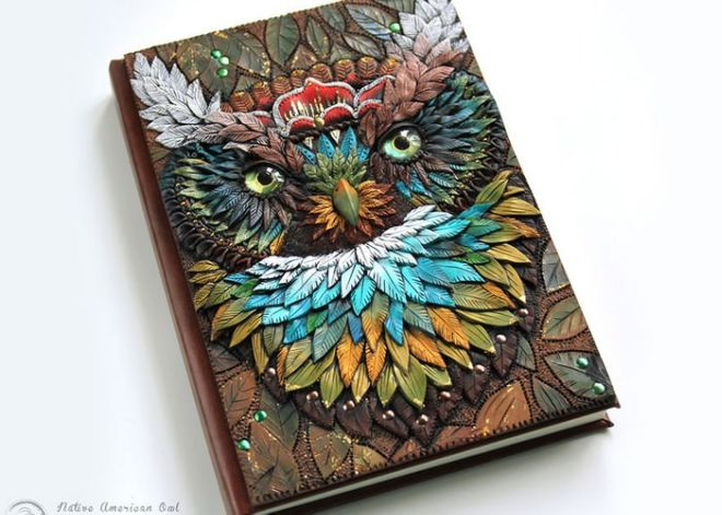 Latvian Artist Makes The Most Amazing Book Covers