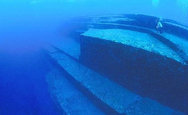 Top 7 Civilizations And Cities Discovered Underwater
