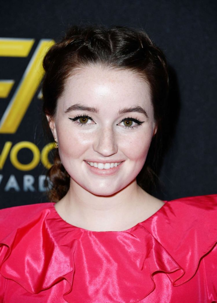 Kaitlyn Dever Attends 23rd Annual Hollywood Film Awards