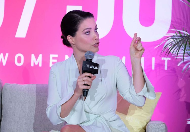 Sophia Bush At TheWrap's Power Women Summit 2019