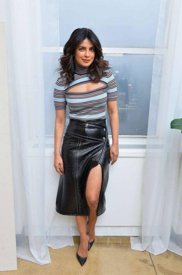 Priyanka Chopra For Booking.com Kicks Off 'Book the U.S.'