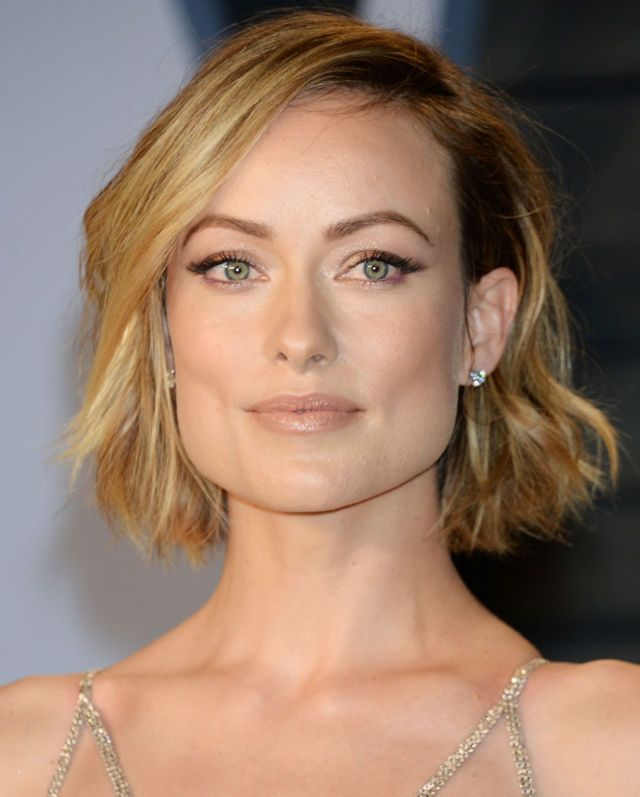 Gorgeous Olivia Wilde Attends 2018 Oscar Party In Beverly Hills